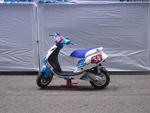 PIAGGIO ZIP SP POLINI Racing