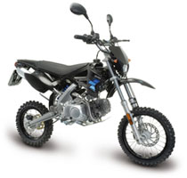 XP 4 OFF ROAD 125